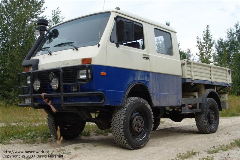 4x4 Heavy Truck Or Medium Duty Expedition Portal